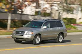 2007 toyota highlander hybrid reviews and rating motor trend