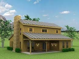 How Much Does A Pole Barn Cost Pole Barn House Plans Pole Barn Home Trosper Pinterest