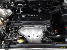 4 cylinder toyota highlander 2004 toyota highlander i4 2 4 liter dohc 16 valve vvt i 4 cylinder