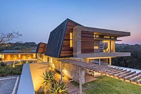 interior delightful unique architecture of modern house design in