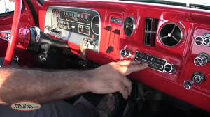 Chevy Truck Interior 1965 Deluxe Chevy Truck Video 2 Myrod Com Youtube