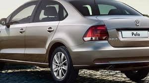volkswagen polo sedan 2015 volkswagen polo sedan facelift revealed goes on sale next month