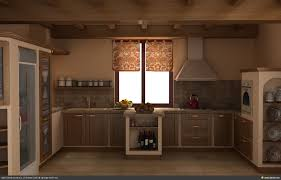 kitchen room best rustic kitchens throughout best small rustic