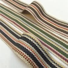woven ribbon polyester cotton woven ribbon