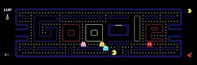 doodle pacman doodles of the 2012 olympic