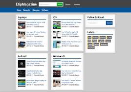 templates for blogger for software etipmagazine free blogger responsive templates zerotheme