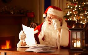 santa claus letters a letter from santa how to get your child s personalized message