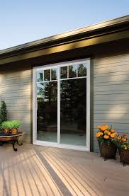 Vinyl Patio Door Premium Vinyl Sliding Patio Door Jeld Wen Windows Doors