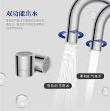 Water Faucet Aerator Dual Function Water Saving Faucet Aerator Faucet Tap Purchasing