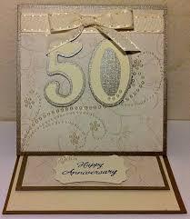 25 Wedding Anniversary Invitation Cards 50th Wedding Anniversary Card U2013 My Sisters Scrapper