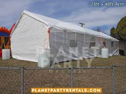 party rentals san fernando valley 20ft x 40ft tent