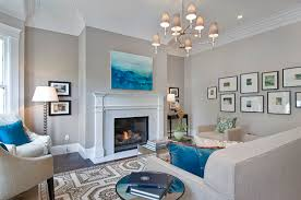 abstract art in traditional design provident home design