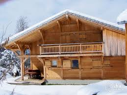 chalet for rent in a private property in samoëns iha 67345
