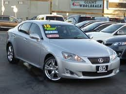 2010 lexus is250 used 2010 lexus is 250 xl at discount and wholesale