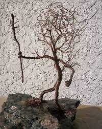 copper wire tree wizard by copperrock on deviantart