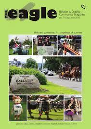 Glen Eagle Secretary Desk by Ballater U0026 Crathie Eagle Issue 79 Autumn 2015 By Faye Swan Issuu