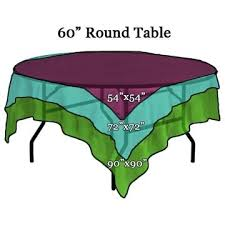 tablecloth ideas for round table square tablecloth sizes on 60 inch round table and other linen