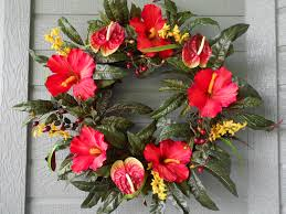 Holiday Wreath Ideas Pictures Best 20 Tropical Christmas Decorations Ideas On Pinterest