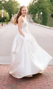 two color wedding dress pronovias princia 1 500 size 12 used wedding dresses