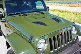 jeep wrangler military 2016 jeep wrangler unlimited 75th anniversary edition road test