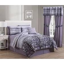 Purple And Gray Comforter Fingerhut Bedding Sets U0026 Collections
