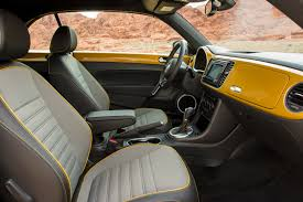 Old Beetle Interior 2016 Volkswagen Beetle Dune First Drive Review