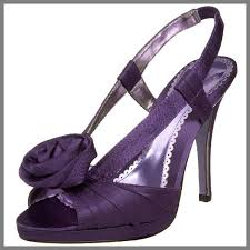 purple dress shoes for women laura williams