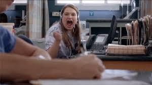Nurse Jackie Memes - aurally traumatized zoey previously tv