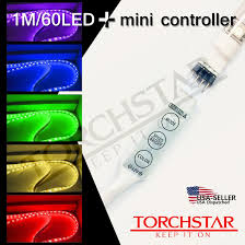 Led Light Strip Controllers by Rgb Led Super Value Kit Rgb Led Strip Lights Inline Rgb