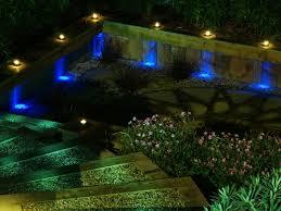 garden ideas led lites photograph led garden light