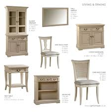 YP Furniture Ltd Country House LivingDining Specifications - Country home furniture