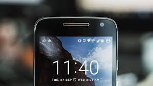 how to on notification light in moto g4 plus lenovo moto g4 play review a simple smartphone with good battery