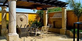 Inexpensive Covered Patio Ideas Pergola And Patio Cover Ideas Landscaping Network