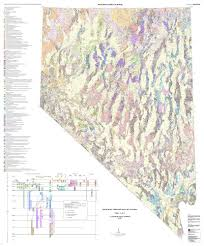 map of nevada terrane map of nevada plates 1 and 2