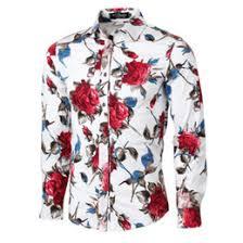 discount long sleeve hawaiian dress shirt 2017 long sleeve