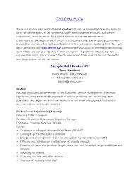 resume format for experienced call center job sidemcicek com