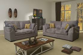 fabric sofa set inspiration modern fabric 3 2 sofas set in silver