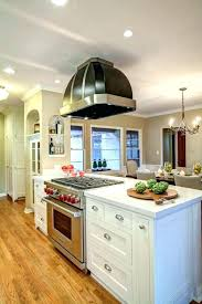 island kitchen hoods oven in island kitchen island with oven kitchen island with stove