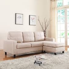 100 small spaces configurable sectional sofa small black