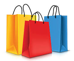 shopping bags clip vector images illustrations istock