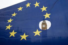 Uk Flag Ai Brexit Britain Begins Historic Exit Of European Union