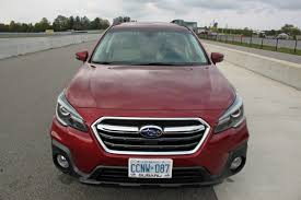 subaru outback lowered 2018 subaru outback review autoguide com news