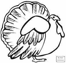 coloring pages for cool thanksgiving turkey birds