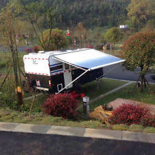 Rv Awning Replacement Cost Camper Awning Ebay