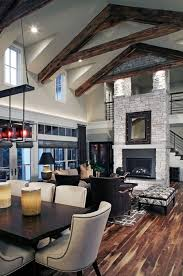 house plans with vaulted ceilings impressive vaulted ceiling design floor to ceiling fireplace open