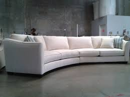Semi Circle Couch Sofa by Curved Sofas For Leather Sectional Sofa
