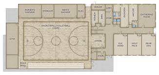 Floor Plan For Gym Gallery Garden Valley Id River Canyon Retreat