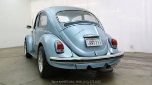 blue volkswagen beetle for sale 1969 volkswagen beetle for sale near los angeles california 90063