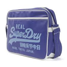 alumni bags superdry alumni blue bag masdings