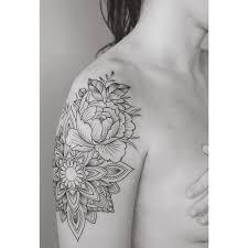 die besten 25 flower mandala tattoo ideen auf pinterest mandala
